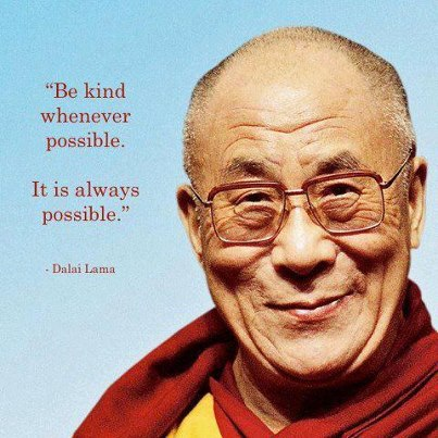 Spreuk Dalai Lama Mareiki ॐ