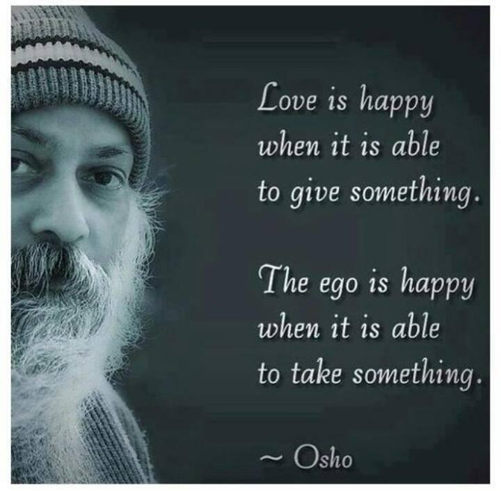 osho spreuken Osho: liefde en ego – Mareiki ॐ osho spreuken