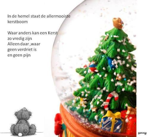 kerstboom mareiki ��
