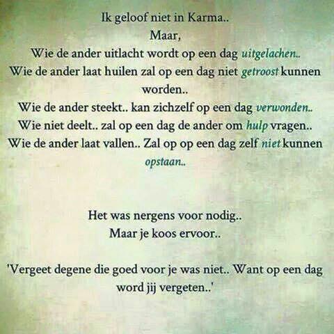 spreuken karma Karma.. – Mareiki ॐ spreuken karma