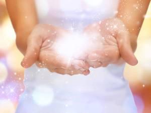 licht handen