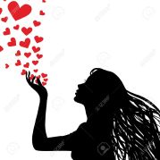 liefde wind