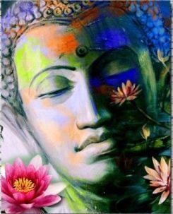 color-buddha