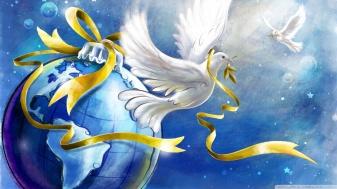 vrede-aarde-duif