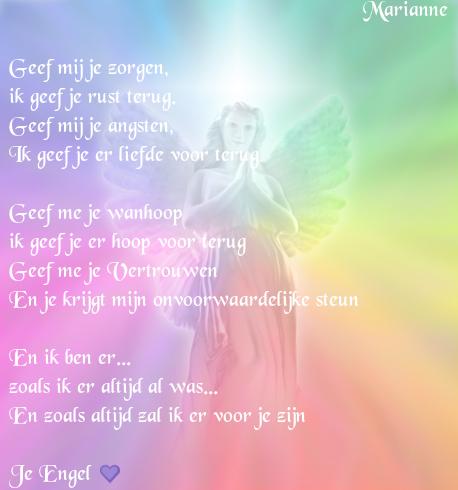 gedicht engel