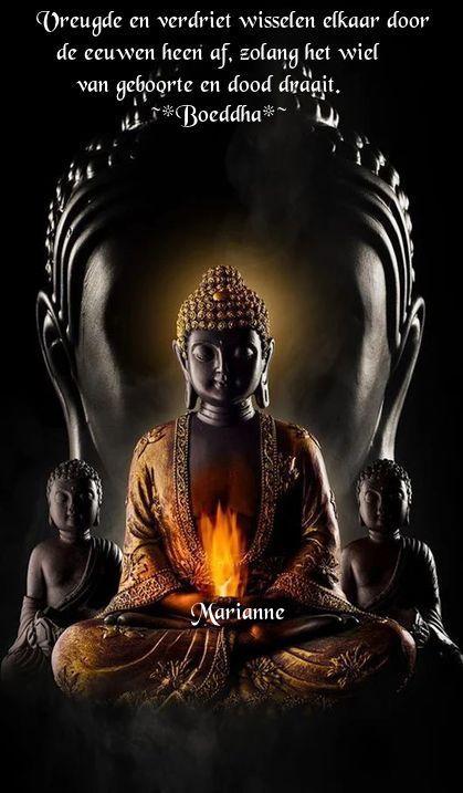 tekst Boeddha